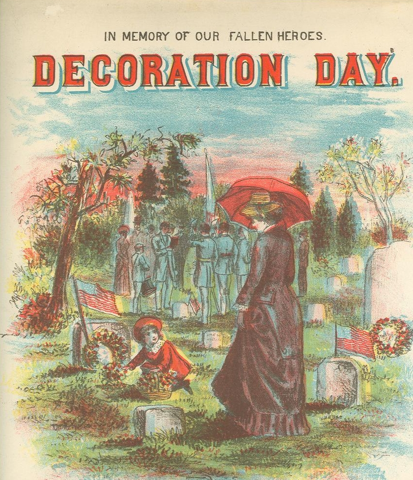 before the beer and bbq 39 s it was known as decoration day