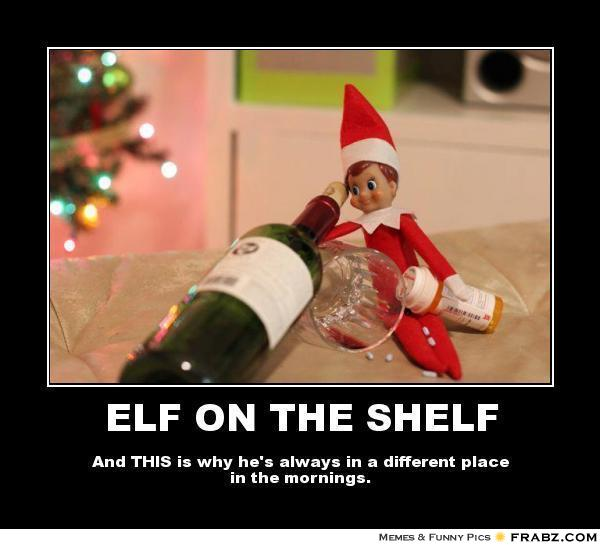 elf4 and then there is the elf on the shelf i am phil dodd i am